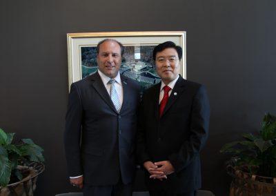 Consul General Fang Lui